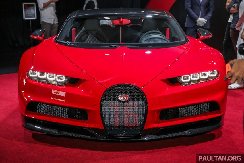 Bugatti Chiron Sport in Malaysia – from RM12.5 million Image #835372