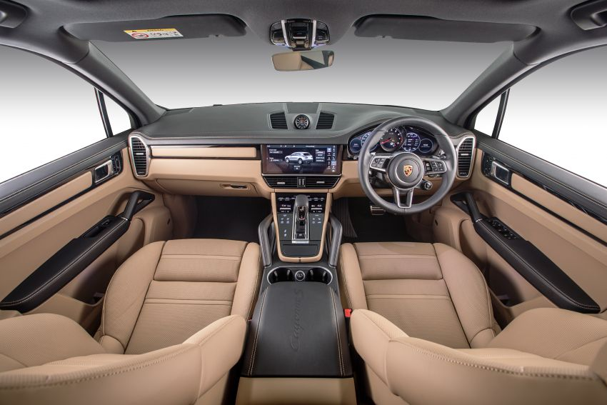 E3 Porsche Cayenne launched in Malaysia – base and S variants available, prices start from RM745,000 Image #836993