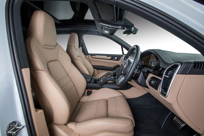 E3 Porsche Cayenne launched in Malaysia – base and S variants available, prices start from RM745,000 Image #836995