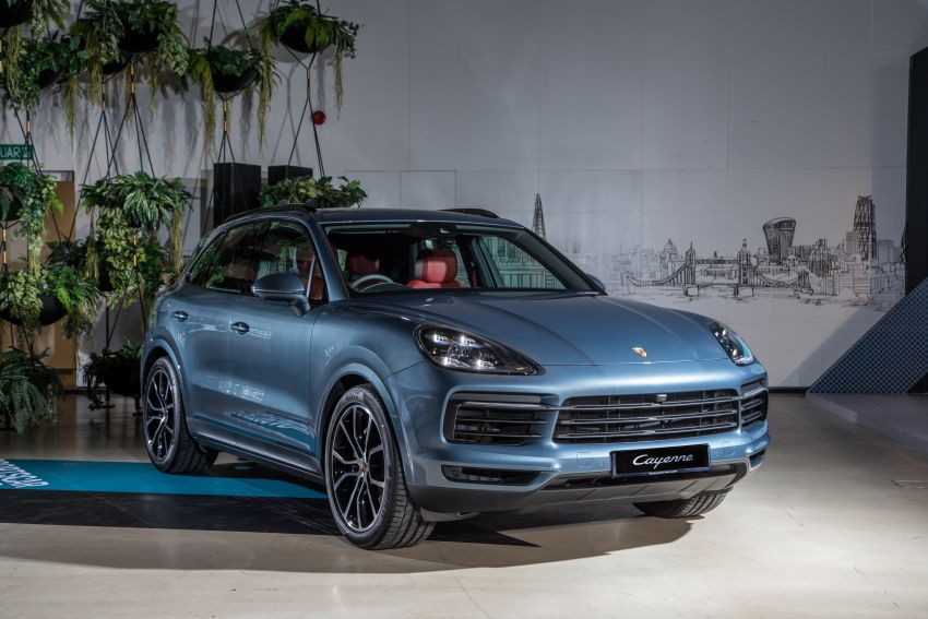 E3 Porsche Cayenne launched in Malaysia – base and S variants available, prices start from RM745,000 Image #836983