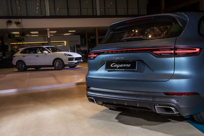 E3 Porsche Cayenne launched in Malaysia – base and S variants available, prices start from RM745,000 Image #836985