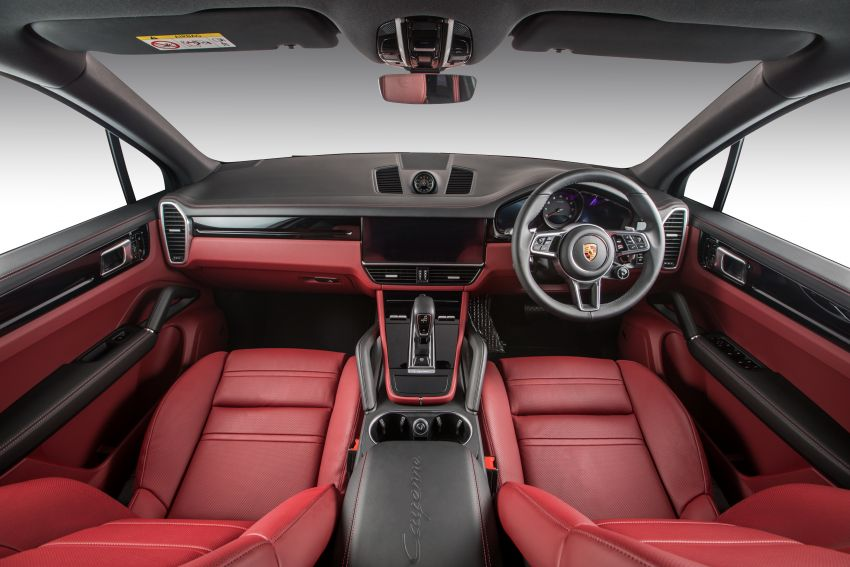 E3 Porsche Cayenne launched in Malaysia – base and S variants available, prices start from RM745,000 Image #836986