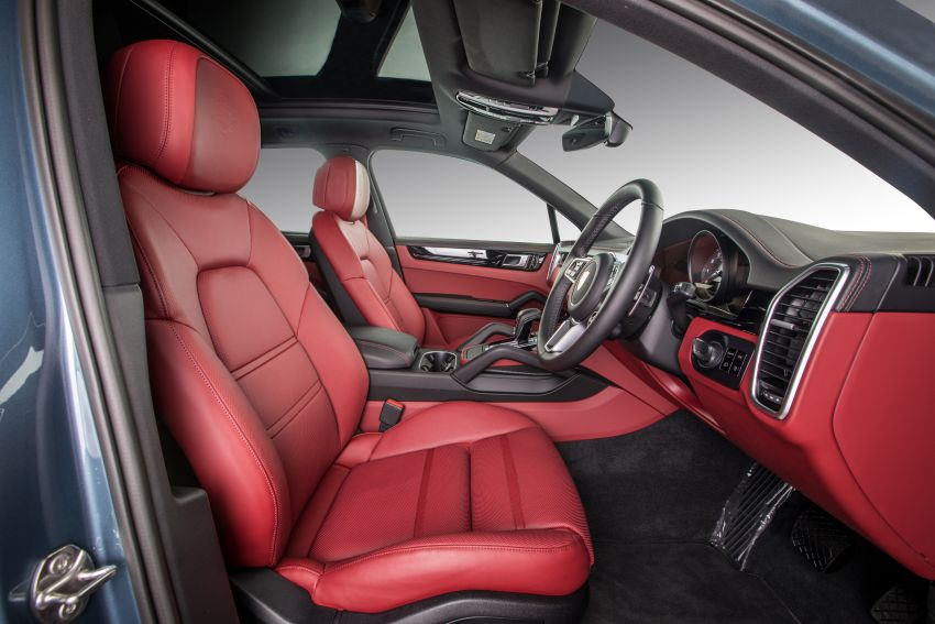 E3 Porsche Cayenne launched in Malaysia – base and S variants available, prices start from RM745,000 Image #836987