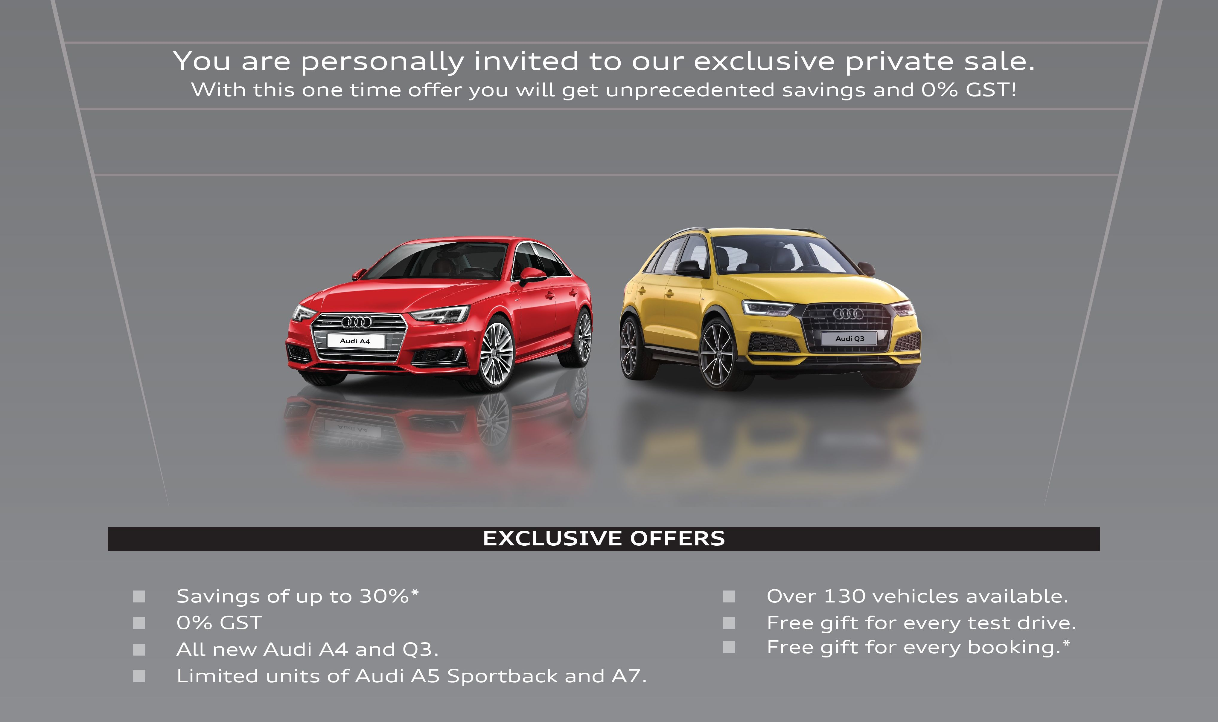 ad euromobil private sale from july 21 22 up to 30 off on audi
