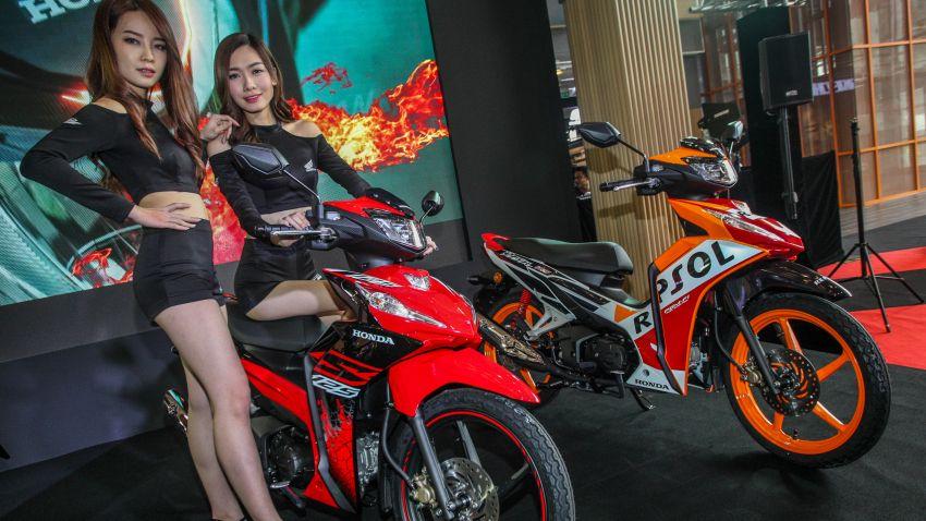Honda Dash 125 dilancar di M'sia – harga dari RM6k Image #839475