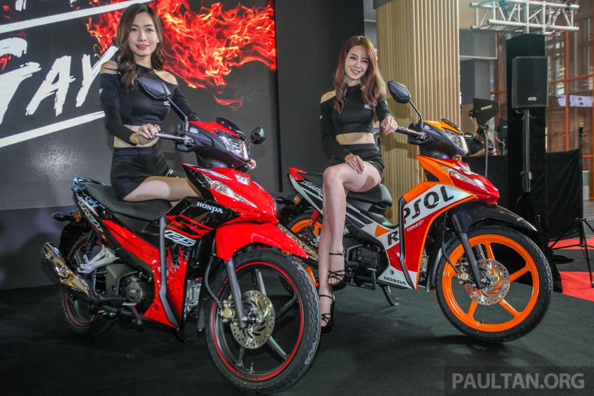 2018 Honda Dash 125 in Malaysia, from RM5,999 Image #839294