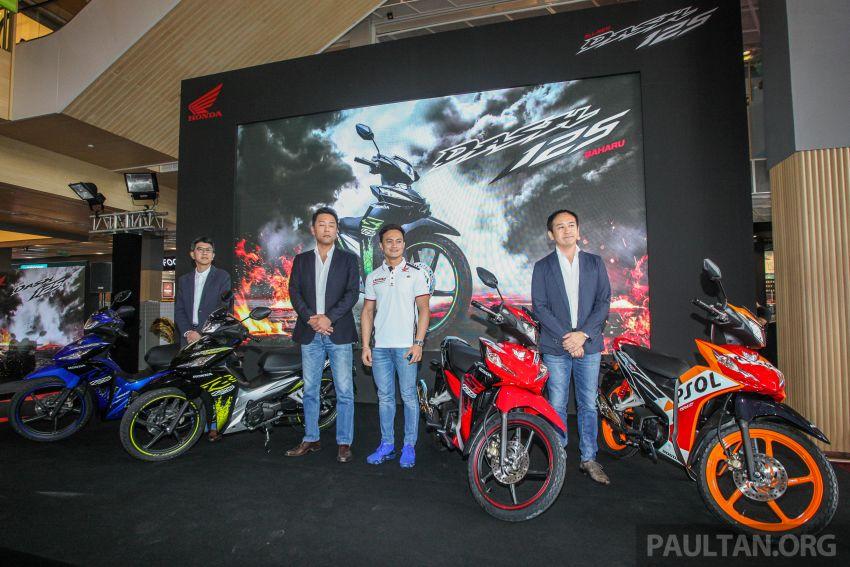 Honda Dash 125 dilancar di M'sia – harga dari RM6k Image #839340