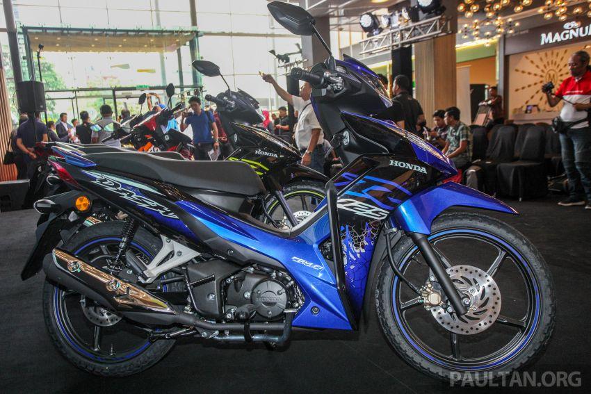 Honda Dash 125 dilancar di M'sia – harga dari RM6k Image #839357