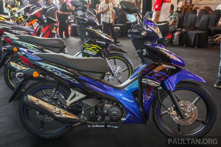 Honda Dash 125 dilancar di M'sia – harga dari RM6k Image #839359