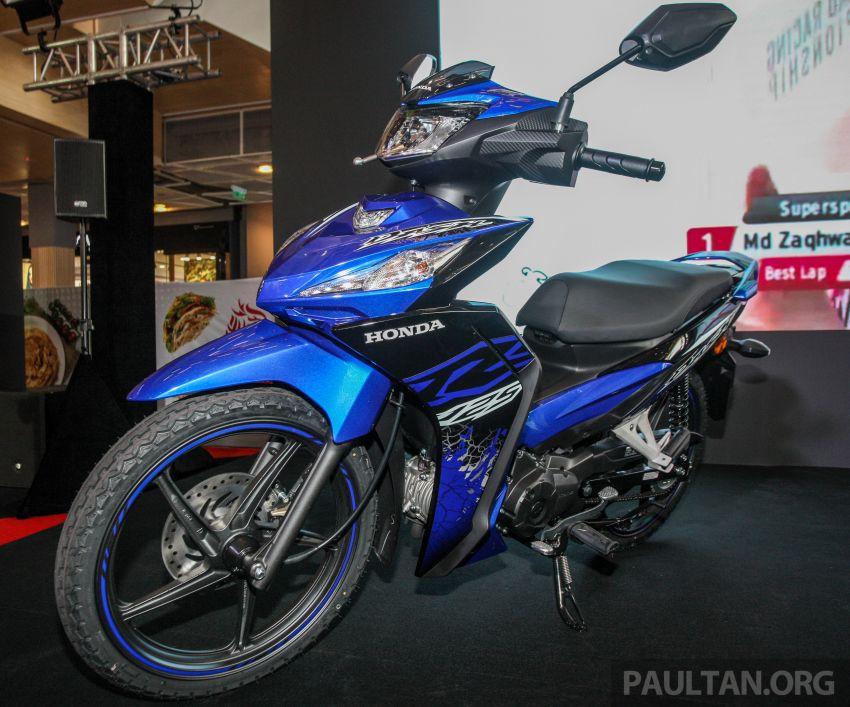Honda Dash 125 dilancar di M'sia – harga dari RM6k Image #839361