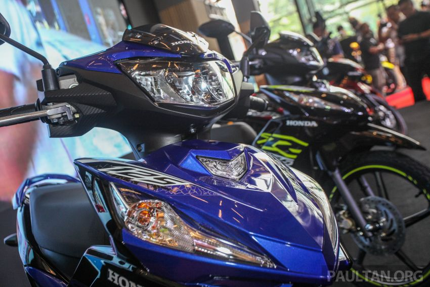 Honda Dash 125 dilancar di M'sia – harga dari RM6k Image #839366