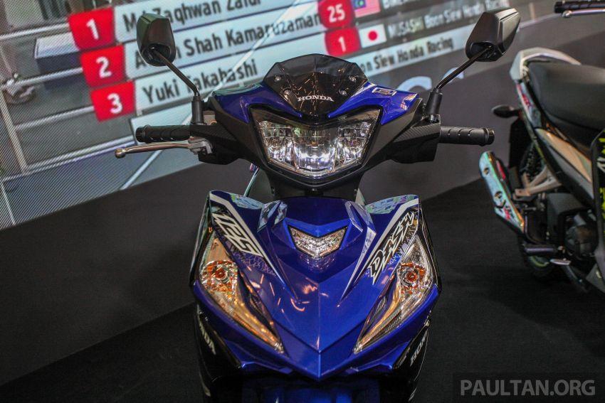 Honda Dash 125 dilancar di M'sia – harga dari RM6k Image #839368