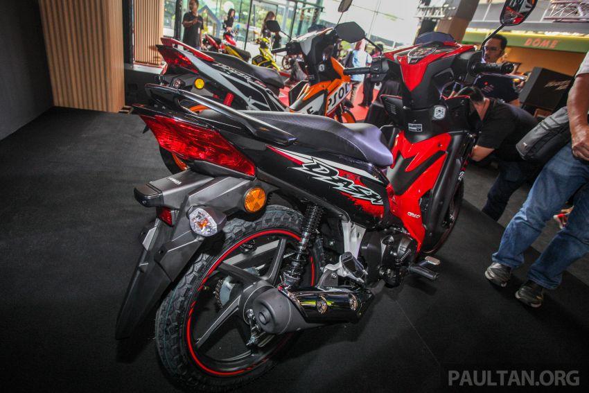 Honda Dash 125 dilancar di M'sia – harga dari RM6k Image #839372
