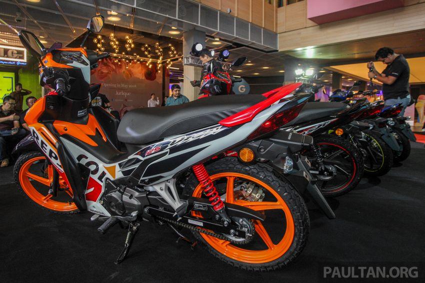 Honda Dash 125 dilancar di M'sia – harga dari RM6k Image #839376