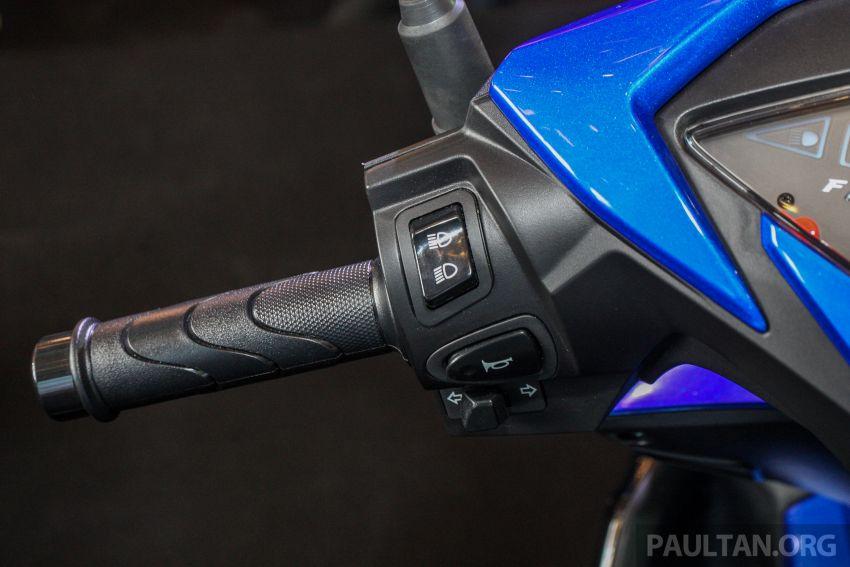 Honda Dash 125 dilancar di M'sia – harga dari RM6k Image #839380