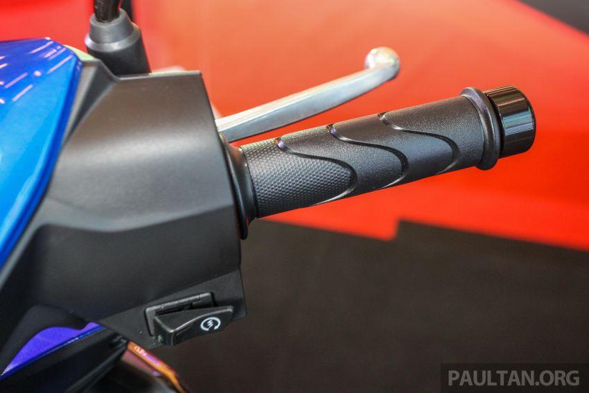 Honda Dash 125 dilancar di M'sia – harga dari RM6k Image #839381