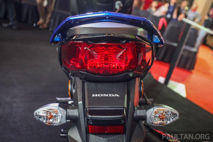 Honda Dash 125 dilancar di M'sia – harga dari RM6k Image #839382