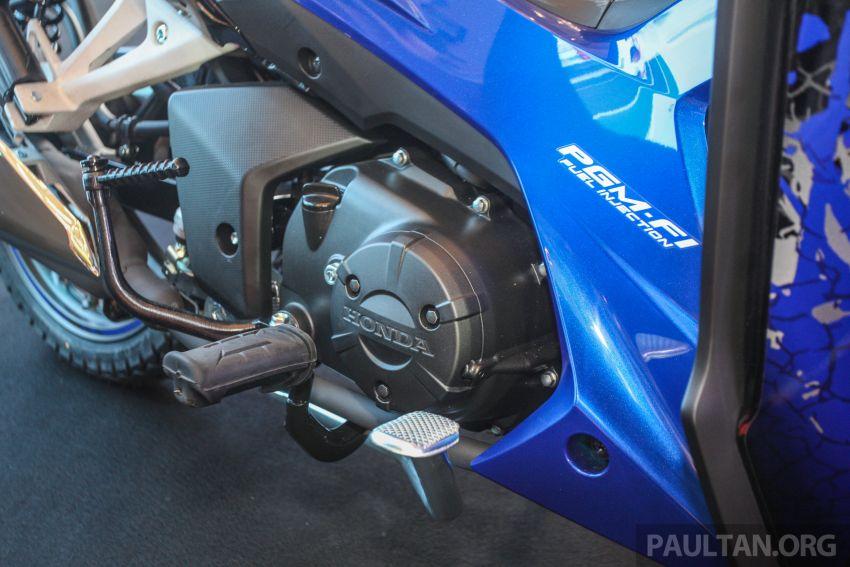 Honda Dash 125 dilancar di M'sia – harga dari RM6k Image #839383