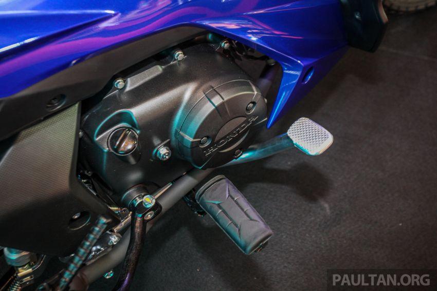 Honda Dash 125 dilancar di M'sia – harga dari RM6k Image #839384