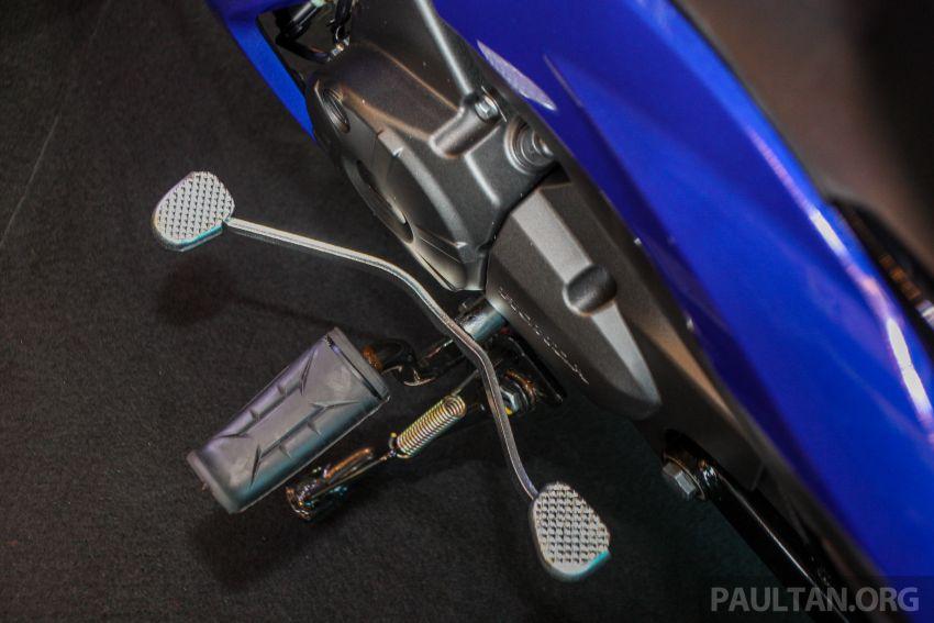 Honda Dash 125 dilancar di M'sia – harga dari RM6k Image #839385