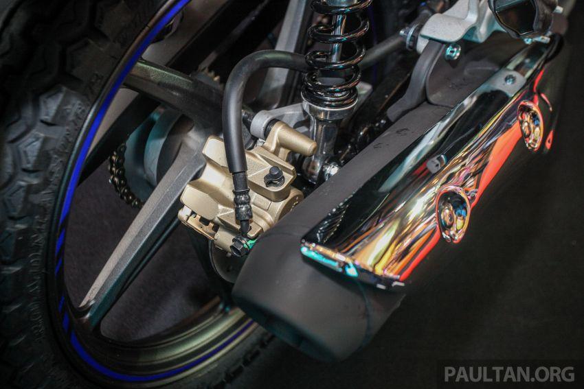 Honda Dash 125 dilancar di M'sia – harga dari RM6k Image #839388