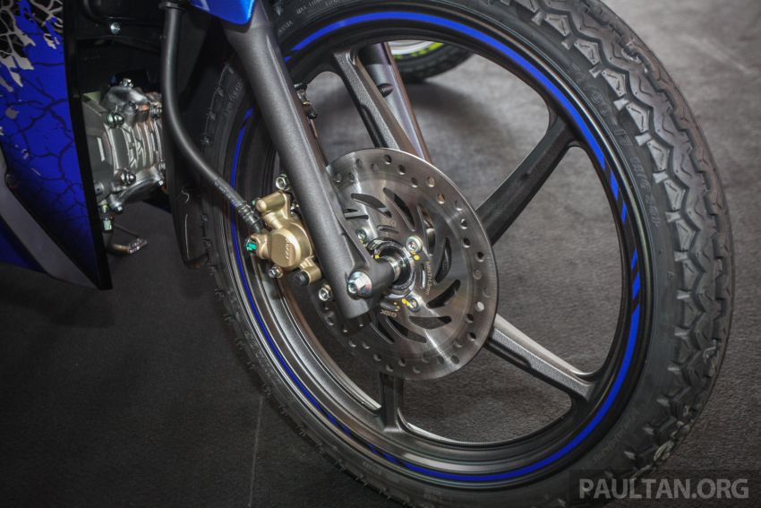 Honda Dash 125 dilancar di M'sia – harga dari RM6k Image #839391