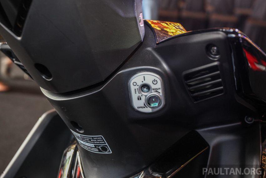 Honda Dash 125 dilancar di M'sia – harga dari RM6k Image #839392