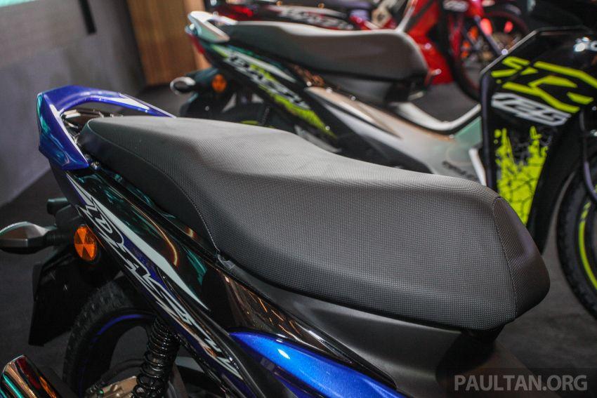 Honda Dash 125 dilancar di M'sia – harga dari RM6k Image #839393