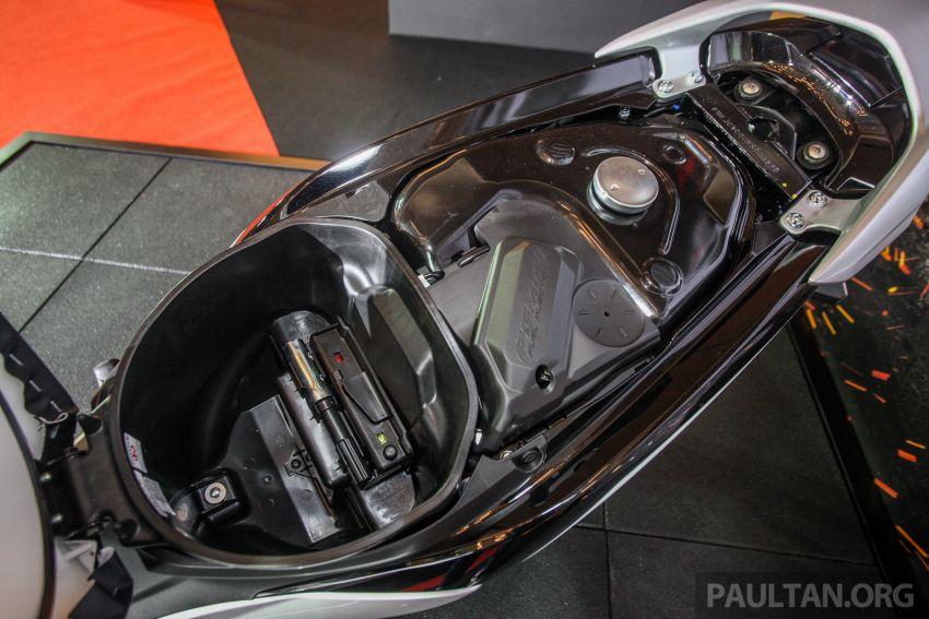 Honda Dash 125 dilancar di M'sia – harga dari RM6k Image #839395