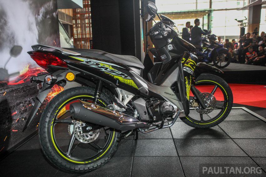 Honda Dash 125 dilancar di M'sia – harga dari RM6k Image #839354