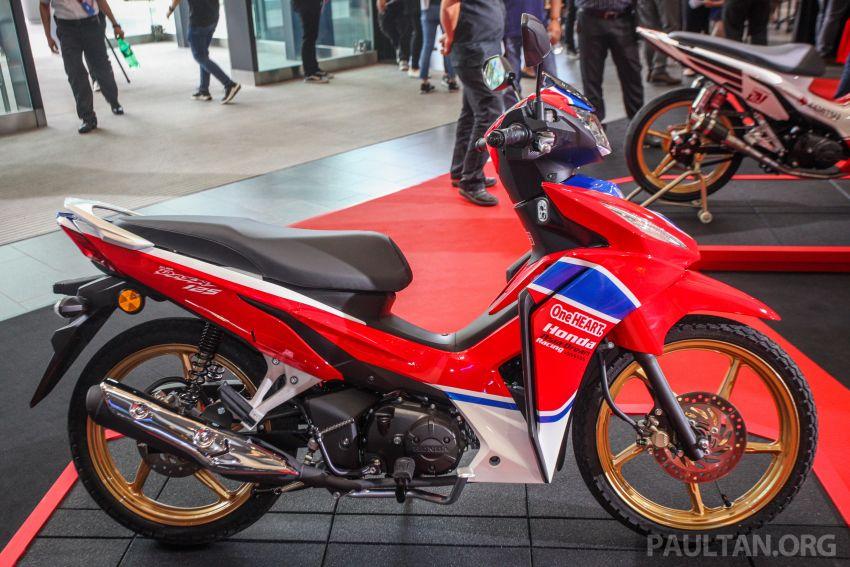 Honda Dash 125 dilancar di M'sia – harga dari RM6k Image #839397