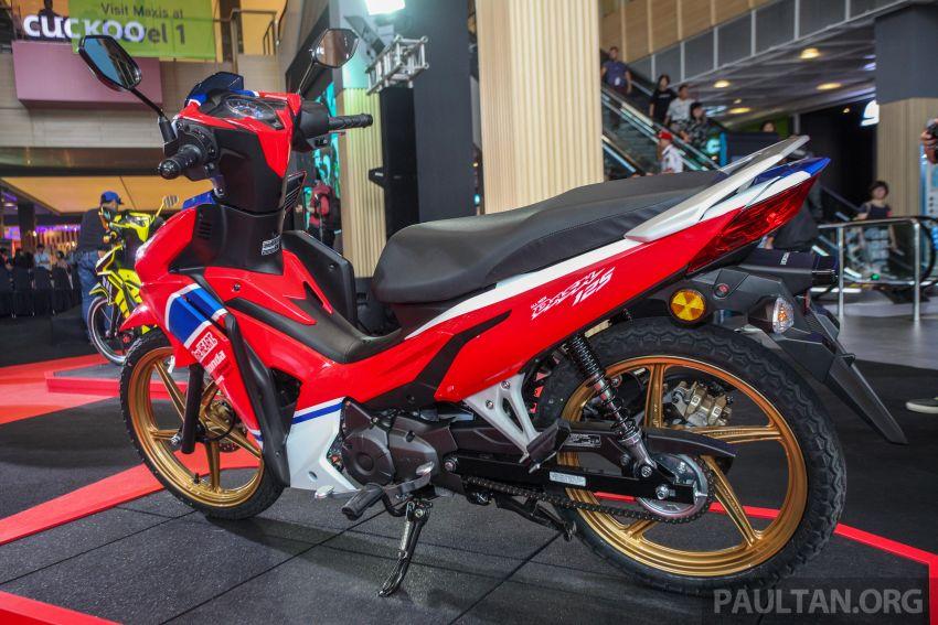Honda Dash 125 dilancar di M'sia – harga dari RM6k Image #839400