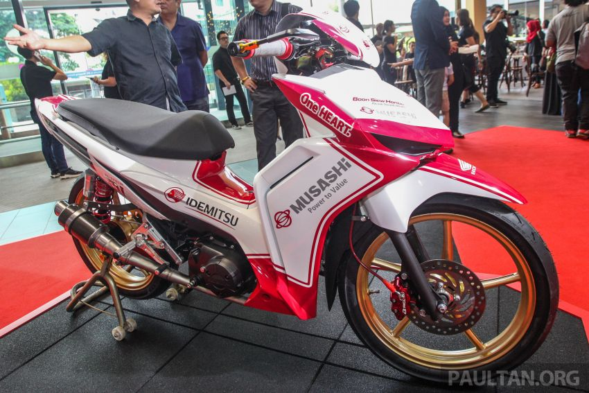 Honda Dash 125 dilancar di M'sia – harga dari RM6k Image #839401