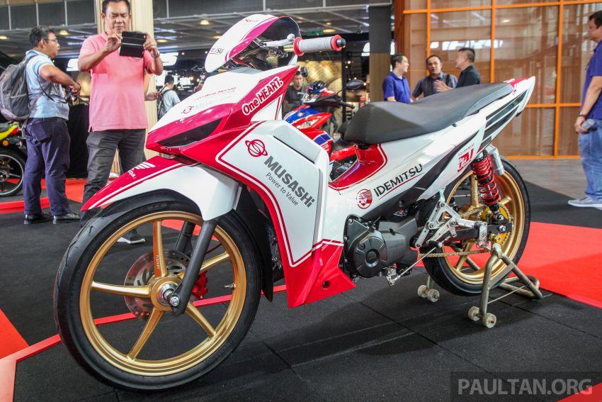 Honda Dash 125 dilancar di M'sia – harga dari RM6k Image #839403