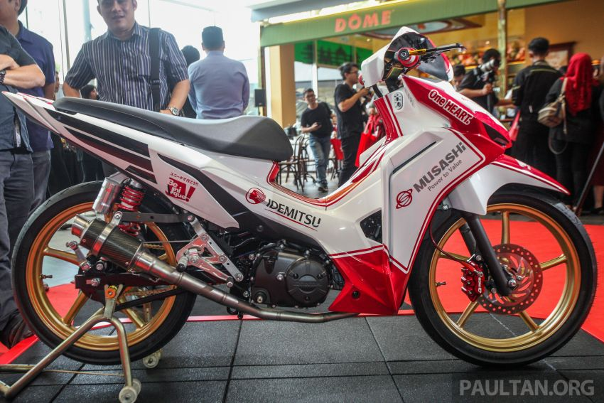 Honda Dash 125 dilancar di M'sia – harga dari RM6k Image #839404
