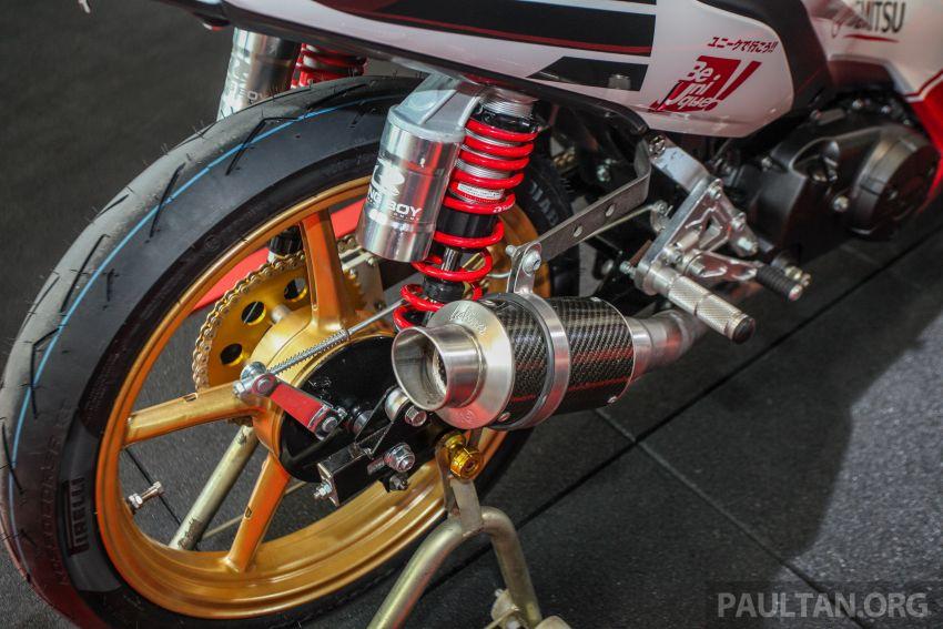 Honda Dash 125 dilancar di M'sia – harga dari RM6k Image #839407