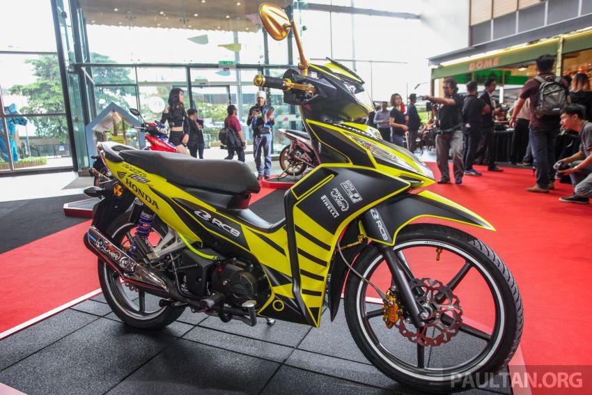 Honda Dash 125 dilancar di M'sia – harga dari RM6k Image #839409