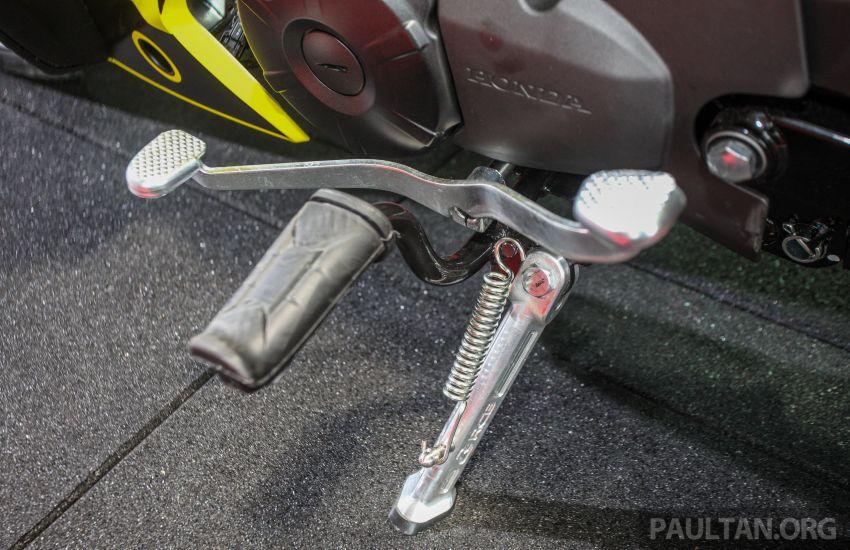 Honda Dash 125 dilancar di M'sia – harga dari RM6k Image #839419