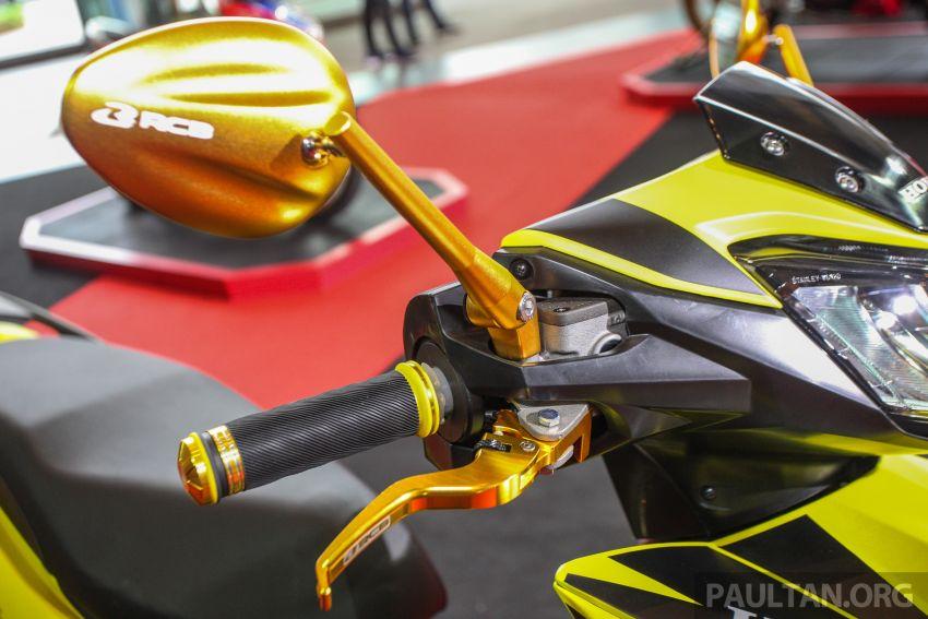 Honda Dash 125 dilancar di M'sia – harga dari RM6k Image #839411