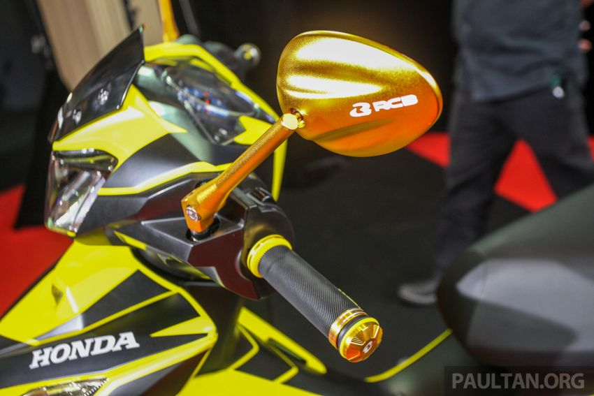 Honda Dash 125 dilancar di M'sia – harga dari RM6k Image #839412