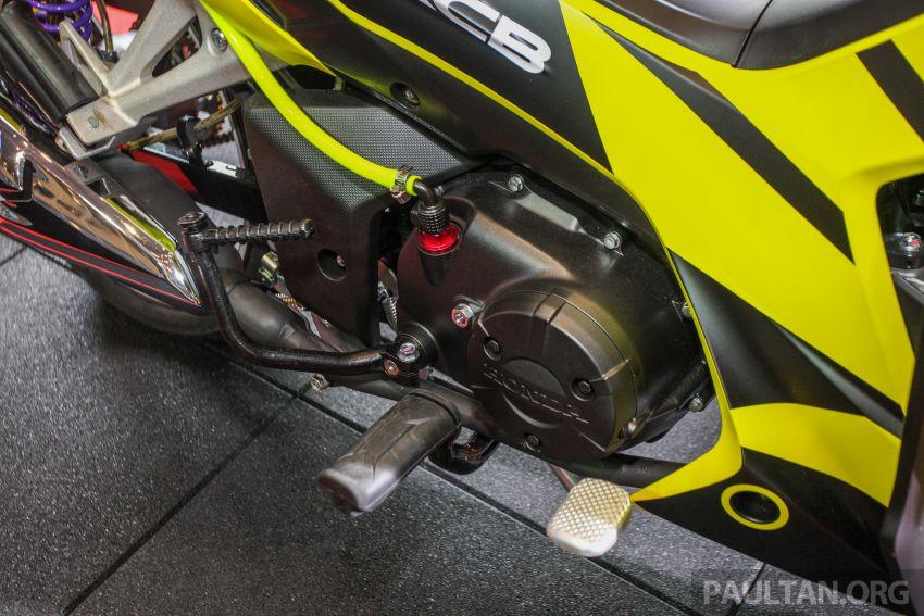 Honda Dash 125 dilancar di M'sia – harga dari RM6k Image #839415