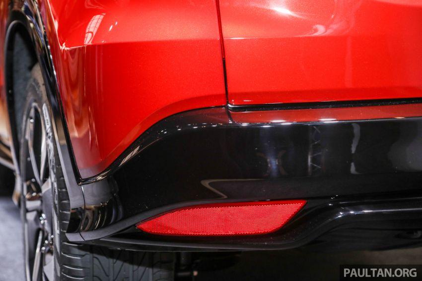 Honda HR-V facelift 2018 mula dibuka tempahan di Malaysia – varian RS, roda 18-inci, kit dan ciri baharu Image #838148