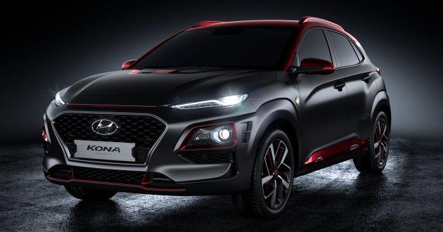 Hyundai Kona Iron Man Edition - forget the fancy cars