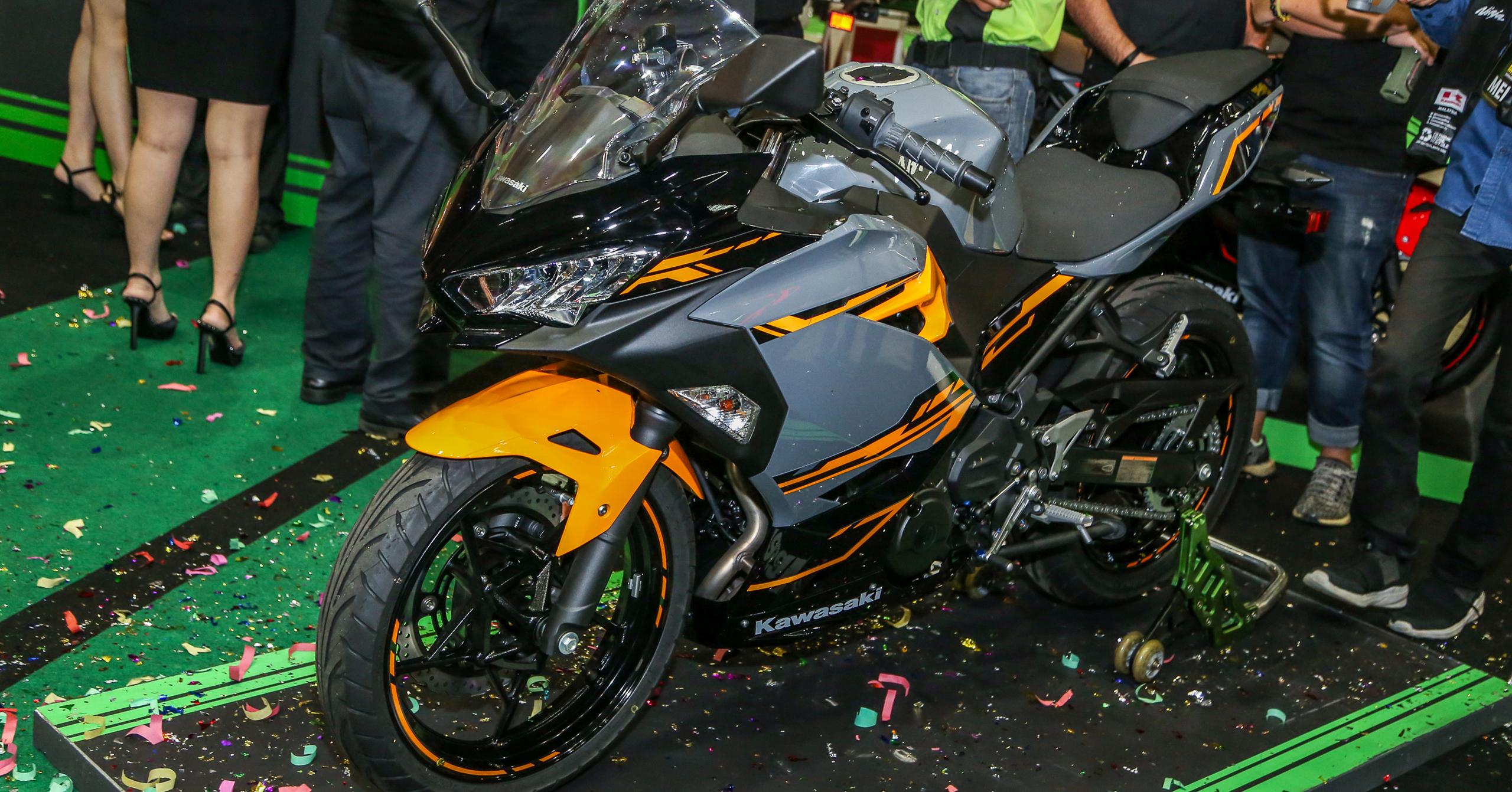 2018 Kawasaki Ninja 250 in Malaysia - RM 23,071