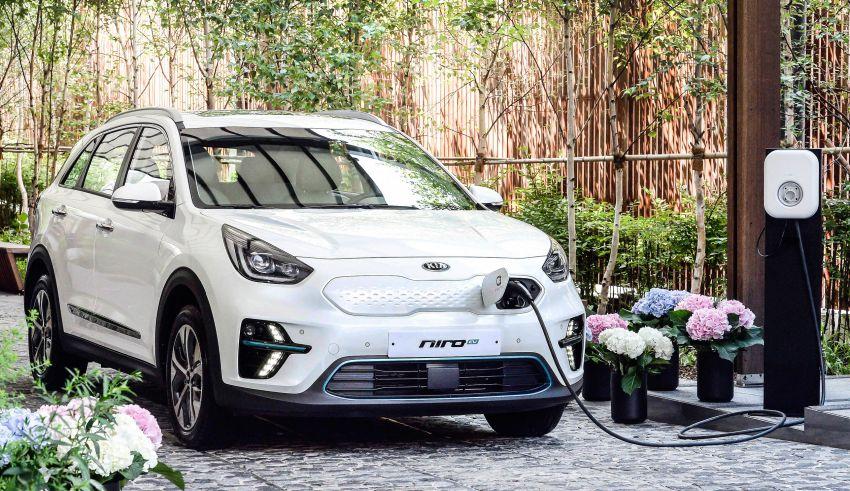 Kia Niro EV goes on sale in Korea, Europe end-2018 Image #841554
