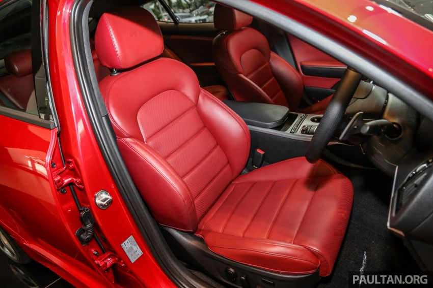 Kia Stinger launched in Malaysia – 251 hp 2.0 GT Line and 365 hp 3.3 V6 GT, CBU, RWD, RM240k to RM310k Image #837144