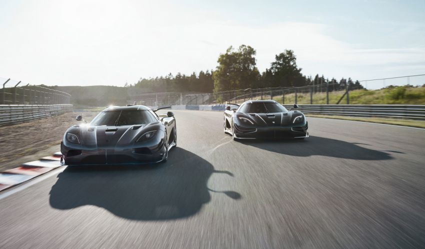 Koenigsegg ends Agera production with Final Edition cars 'Thor' and 'Väder' – successor already teased Image #835857