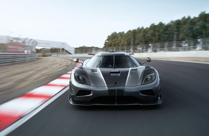 Koenigsegg ends Agera production with Final Edition cars 'Thor' and 'Väder' – successor already teased Image #835858