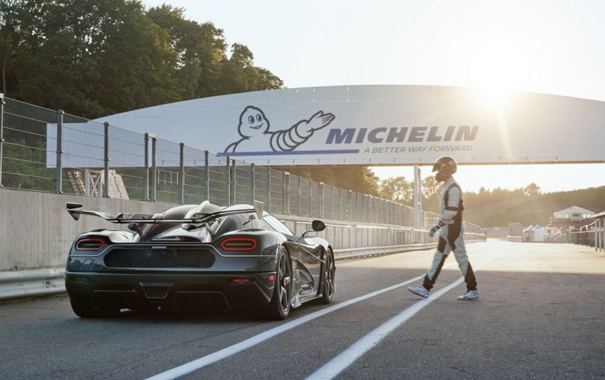 Koenigsegg ends Agera production with Final Edition cars 'Thor' and 'Väder' – successor already teased Image #835862