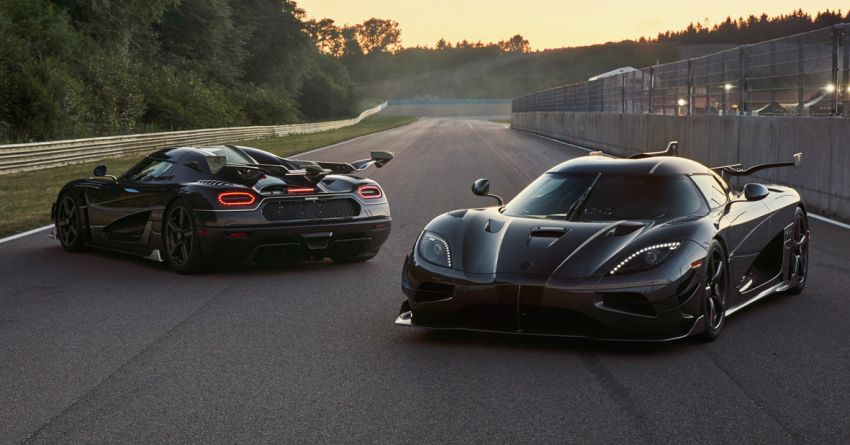 Koenigsegg ends Agera production with Final Edition cars 'Thor' and 'Väder' – successor already teased Image #835864